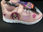 7725 x PAW PATROL KIDS BRANDED TRAINERS. EXPORT ONLY . JUST £2.25 EACH