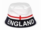 2000 URBAN BEACH ENGLAND WORLD CUP REVERSIBLE UNION JACK HATS £1.00 EACH